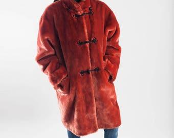 Vegan coat | Etsy