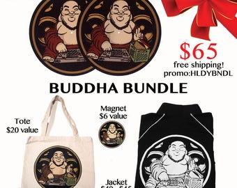 Buddha Holiday Bundle