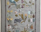 Botanical Sketchbook pattern by Linen Closet Designs