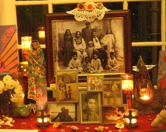 Altar Offerings & Candle Service