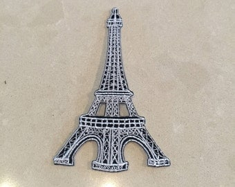 Eiffel Tower iron on patch