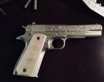 Dean Winchester's Colt Supernatural, 3D Printed