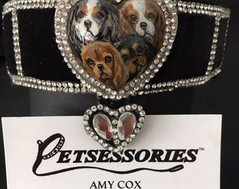 Petsessories® Bling Interchangeable Armband Cover - One of a Kind