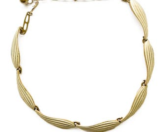 70's enamel necklace