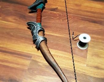 Breath of the Wild Legend of Zelda Traveler's Bow Link Cosplay Quiver Costume Arrows