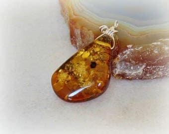 Baltic amber pendant, large amber pendant, baltic amber, genuine amber, natural amber, amber necklace, amber pendant, amber jewelry, amber