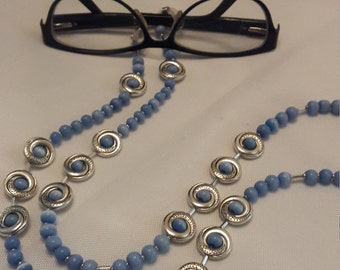 3 EYEGLASS NECKLACES - Lot of 3 for 24 US Dollars