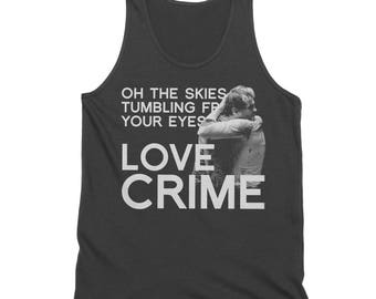 Love Crime Hannibal Tank Top