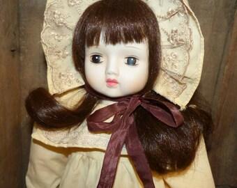 Vintage Porcelain Walda Doll! - 1364