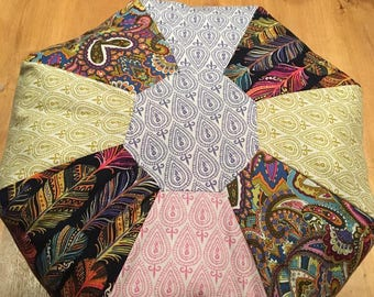 Fabric Pouf Bean Bag style Cushion