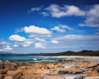 Beach Photography, Beach Print, Beach Photo, Beach Digital Download, Landscape Photography, Beach Art, Coastal Art, Ocean Photography