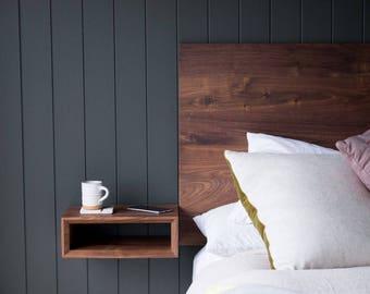 Modern Designer Floating bedside/ floating shelf/floating night stand