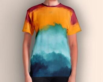 Storm at Coast, Women's T-shirt