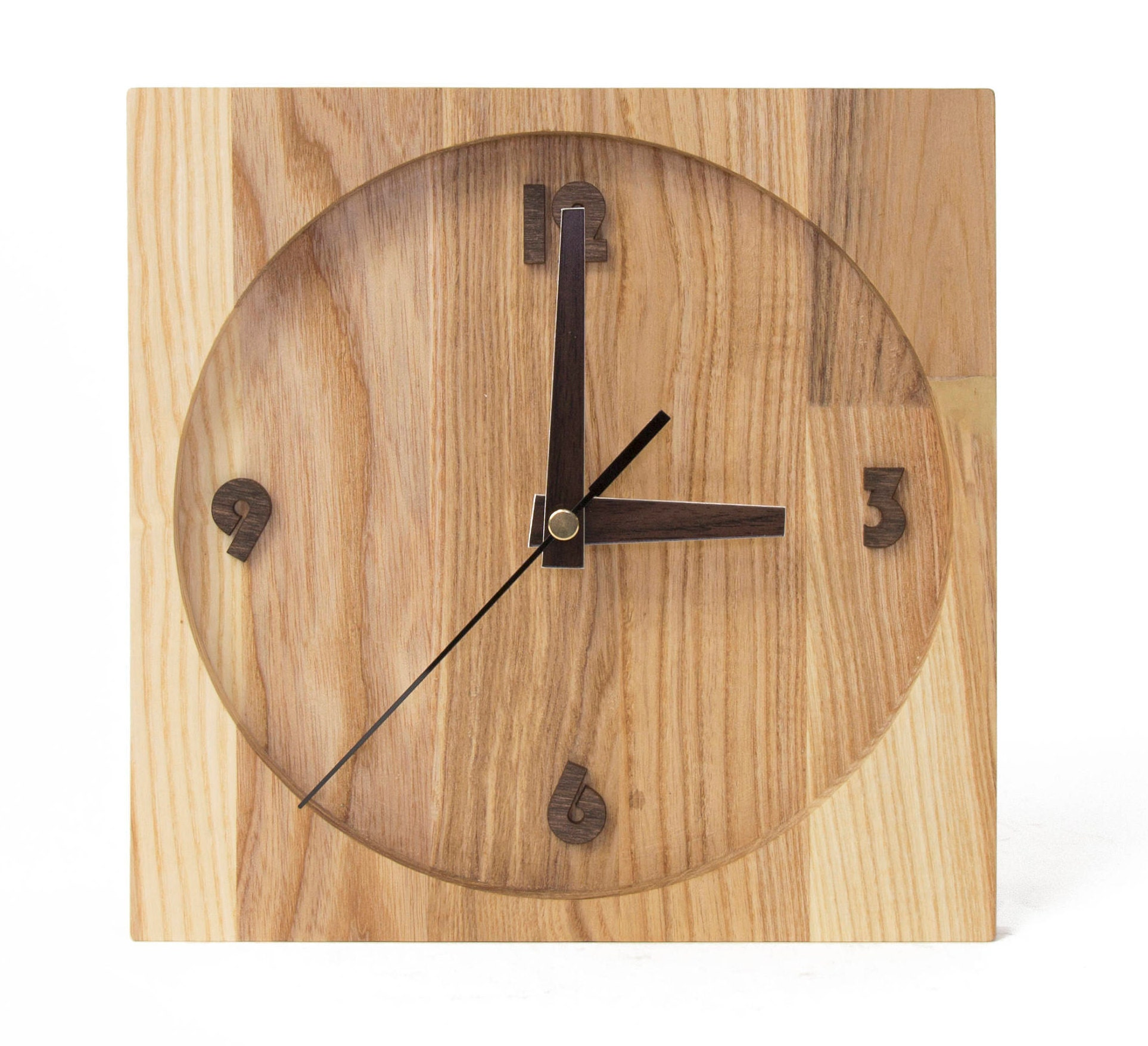 Wood clocks wooden clocks rustic wall clock wooden wall zoom amipublicfo Image collections