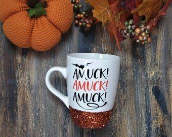 hocus pocus mug, coffee mug, coffee mugs, cute coffee mug, funny coffee mug, cute quote mug, glitter coffee mug, glitter dipped mug, mugs