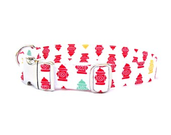 """the business #1 DOG Collar~ 3/4"""", 1"""" or 1.5"""" wide with metal buckle"""