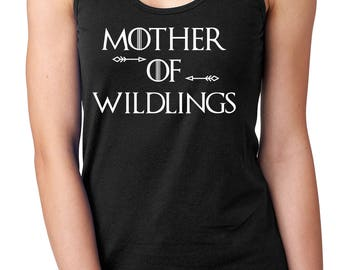 Game of Thrones clothing - Mother Of Wildlings - Mom of boys - boy mom - girl mom - Womens clothing - game of throne gifts