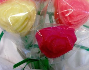 Bath Truffle Rose Bouquet