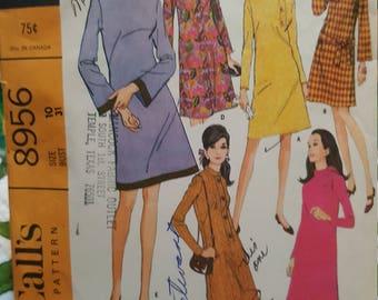 Vintage McCalls  size 10 #8956