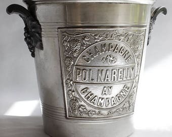 Very rare POL NARELLY champagne bucket