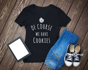 Cookies, we have cookies,