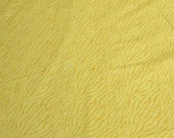 Freespirit Designer-Zebra-Lemon Cotton Fabric from Free Spirit Fabrics