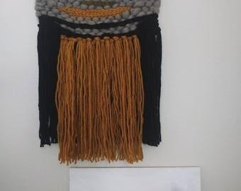 Tapestry Weaving-'Desert Dreams'