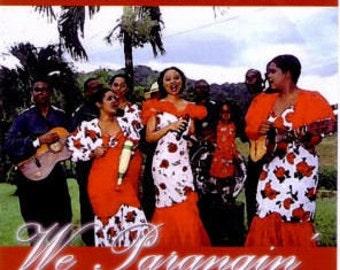 Soca Parang CD A Combination of Caribbean  Soca Parang and Traditional Christmas Music