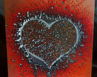 Chrome Heart - Valentine Card