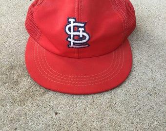 Vintage St.Louis Cardinals Baseball Hat