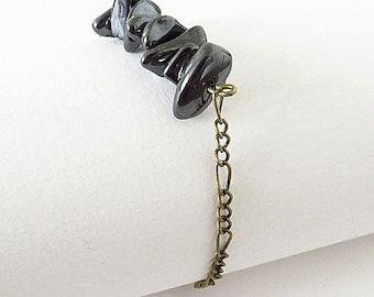 17612 hematite bracelet