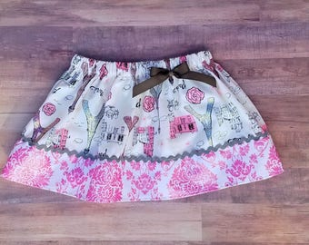 Paris outfit, Girl Paris outfit, birthday outfit , Paris, Disney outfit, Girl outfit, Girl dress, Paris Skirt. Glitter Skirt, 1st birthday