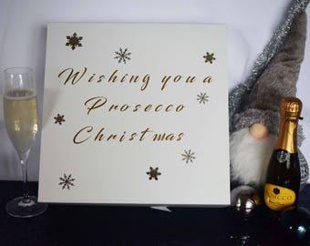 Prosecco Christmas Gift Box