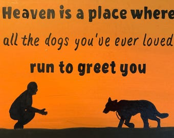 Heaven with Dogs