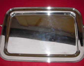 Tray CESA 1882 in sterling silver
