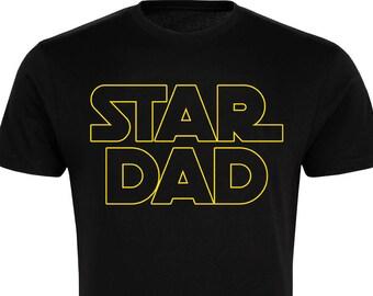Star Dad/Mum/Brother/Sister - Star Wars Inspired T-Shirt