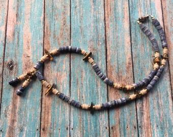 Vintage Native American Pendant/Necklace, Vintage Necklace, Native American Jewelry, Native American Necklace, Native American Pendant