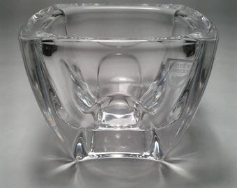 """Orrefors Candy Dish (2.75"""" tall x 3"""" in dia)"""