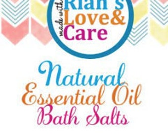 Essential oil Bath Salt
