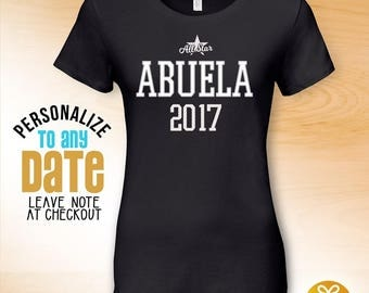 All Star Abuela Since (Any Year), Abuela Gift, Abuela Birthday, Abuela tshirt, Abuela Gift Idea, Baby Shower, Pregnancy