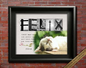 Cat home decor | Etsy