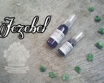 JEZEBEL- Beard oil - hair growth serum for him and her - Winter garden nectar blend -