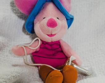 Lasso Roping Piglet - Starbean toy - cowboy piglet