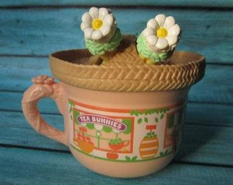 90's Tea Bunnnies