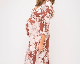 Maternity dress etsy for Postpartum dresses for wedding