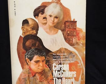 The Heart is a Lonely Hunter by Carson McCullers - 1980 paperback