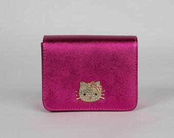 Hot Pink Hello Kitty Baby Toddler Girl Purse Handbag