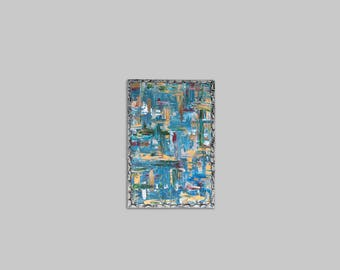 Abstract Acrylic - Original Painting - Contemporary Art