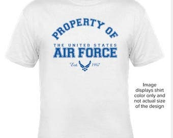 Property Of  Air Force