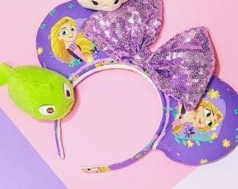 Rapunzel Mouse ears